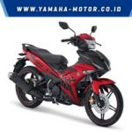 Yamaha Jupiter MX King Red King pertamax7.com