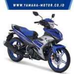 Yamaha MX King Racing Blue pertamax7.com