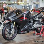 All new Honda CBR250RR Pertamax7