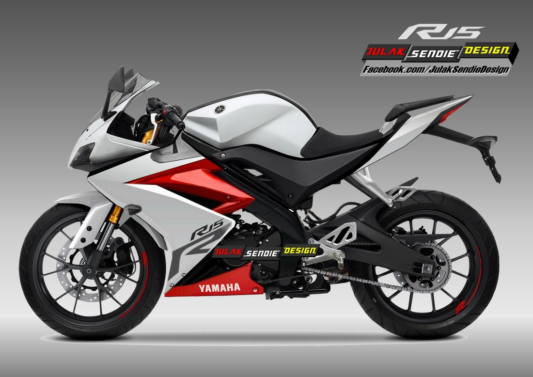 Render All New Yamaha R15 Facelift 2017 Ala Julak Sendie Design Bagian 2