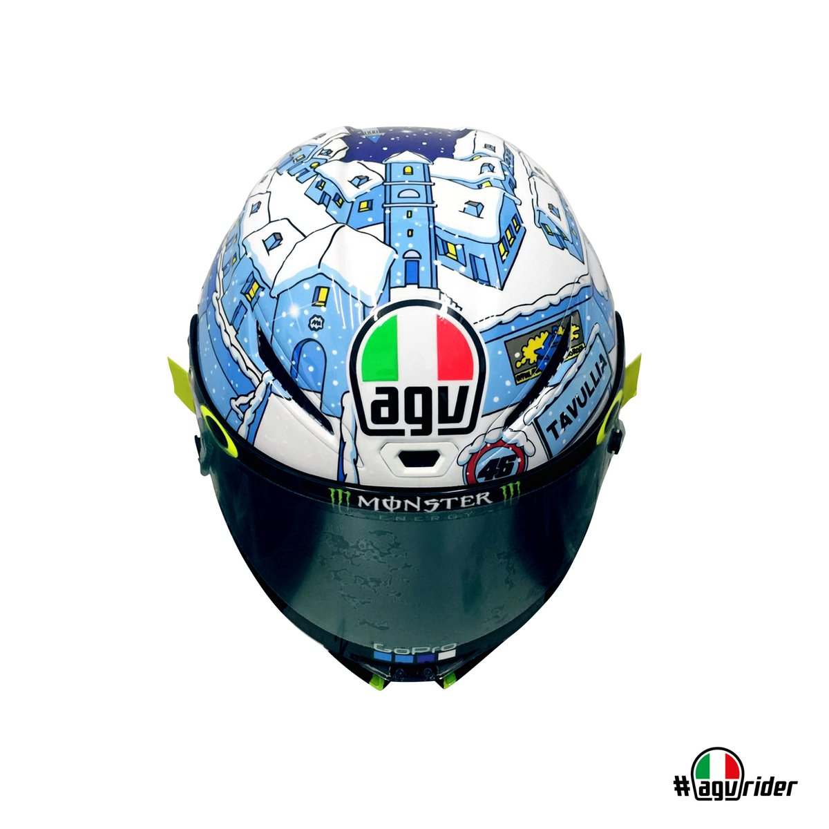 AGV Winter Test 2017