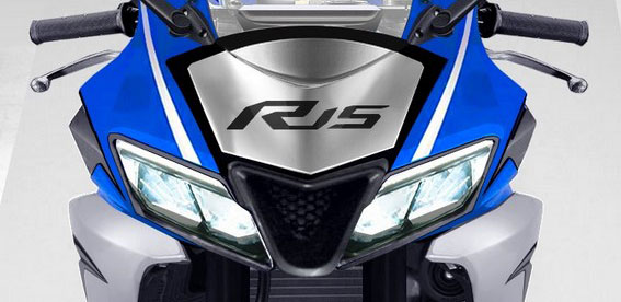 Headlamp LED Yamaha R15 Facelift 2017