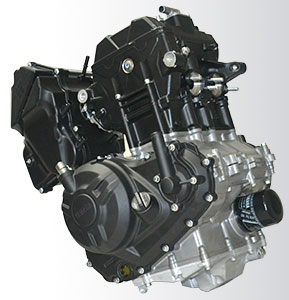 mesin Yamaha R25 Superbike Engine