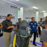 GM After Sales Division PT YIMM M.Abidin bersama #XMAXFIRSTOWNERS