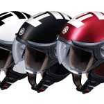 HELM RETRO STYLISH Yamaha Fino Grande