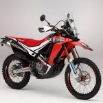 Honda CRF250 Rally Studio Pic