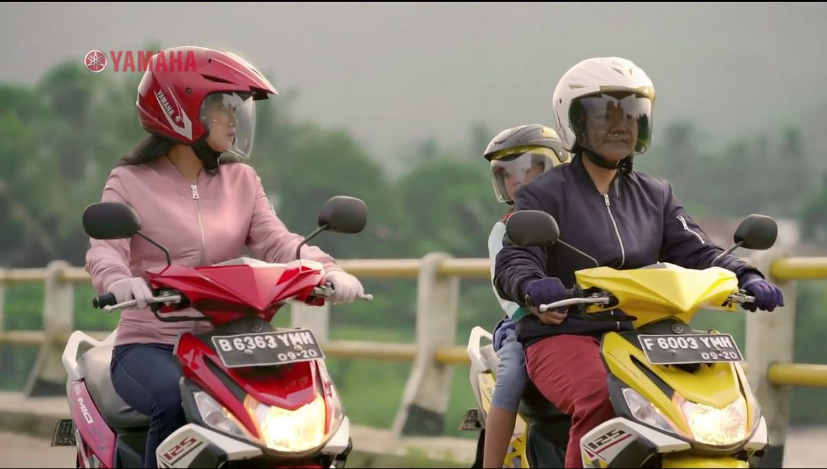 Yamaha Mio Story Photo Competition