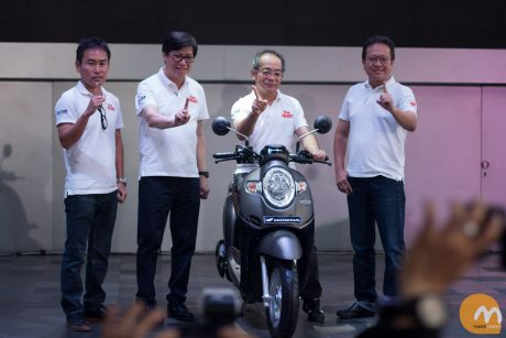 AHM hadirkan All New Honda Scoopy Velg 12 Inchi