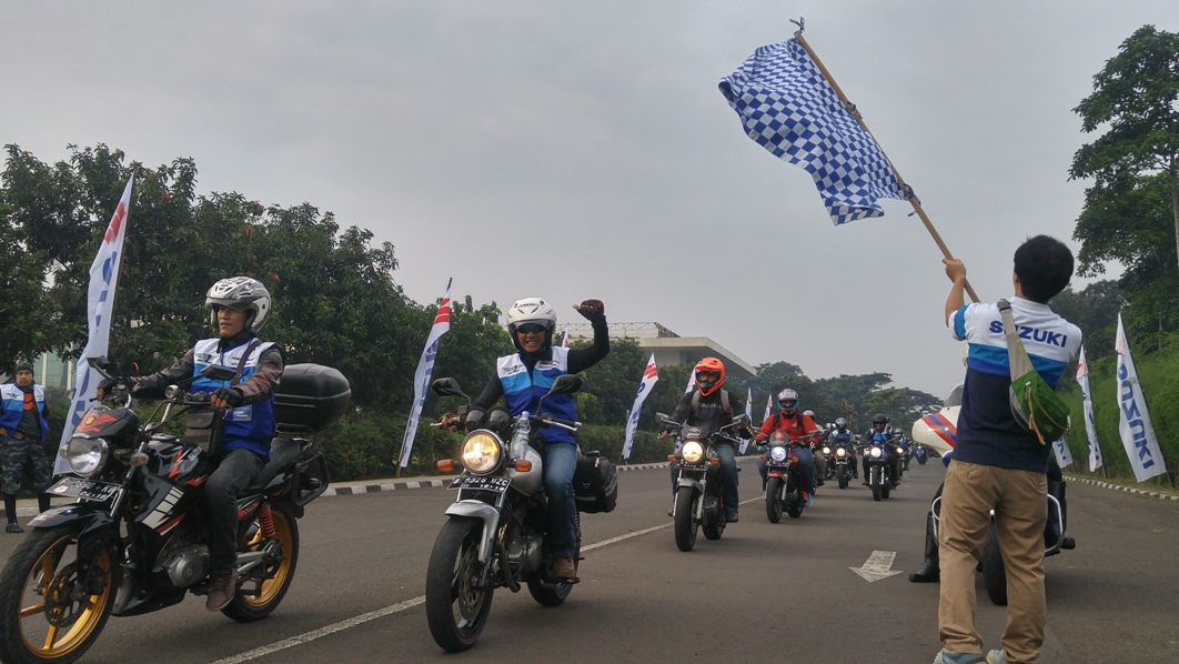 Suzuki Bike Meet 2017,