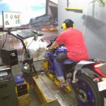 Dyno test Yamaha All New R15 Sportisi Motorsport