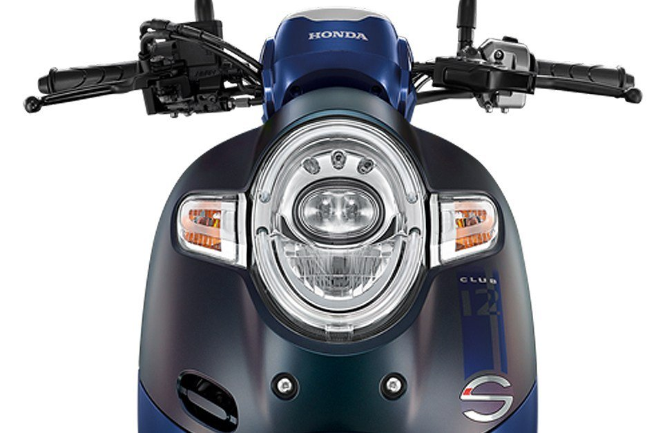 Headlamp Honda Scoopy 12 Inchi Thailand 2017