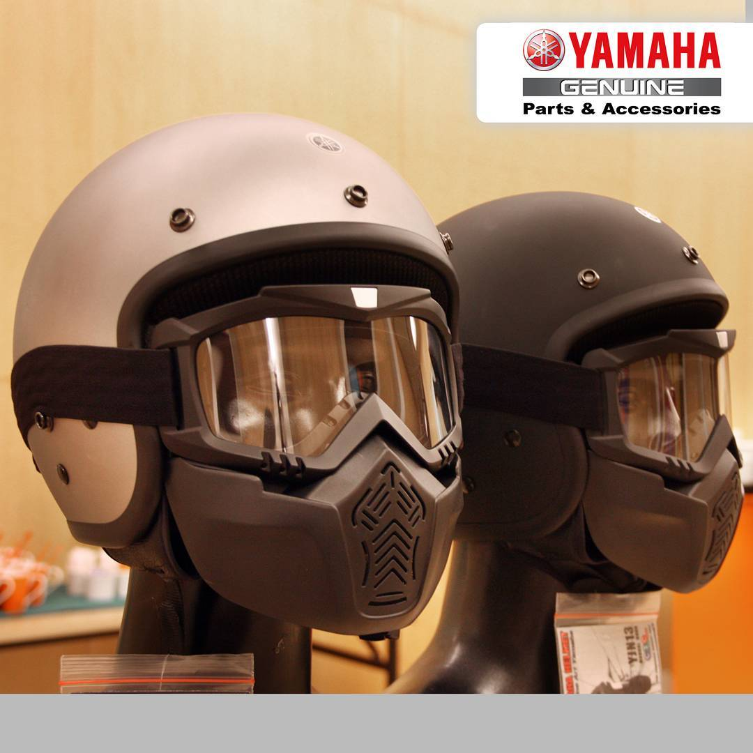 Helmet Fighter Yamaha