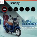 Honda Scoopy-i Model year 2017 110