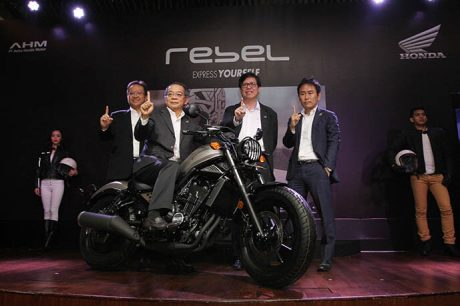 Launching Honda Rebel Indonesia