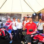 Launching New Honda CB500X