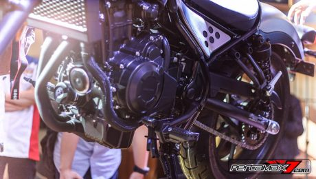 Mesin dan Swingarm Honda Rebel Indonesia_-13