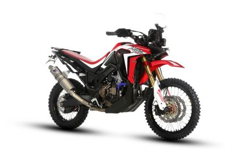 Modifikasi Honda CRF1000L Africa Twin Rally 1