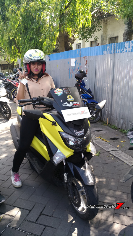 Review Suspensi RCB SB-Series Yamaha NMAX