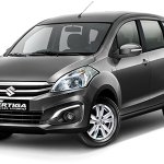 Suzuki Ertiga Diesel GRANITE GREY METALLIC