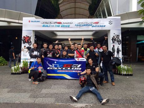 Suzuki GSX CLUB INDONESIA