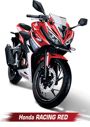 All New Honda CBR150R Warna Honda Racing Red
