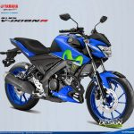 Decal Yamaha All New Vixion Facelift 2017