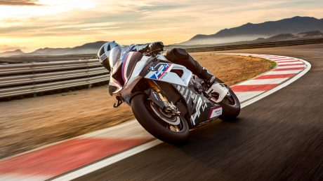 Testride BMW HP4 Race Carbon Fiber