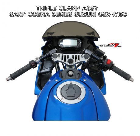 Triple Clamp Assy SARP COBRA Series Suzuki GSX-R150