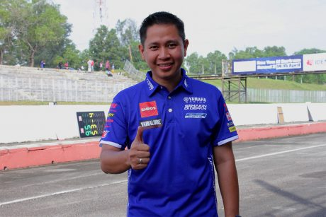 Wahyu Rusmayadi Manager tim Yamaha Racing Indonesia
