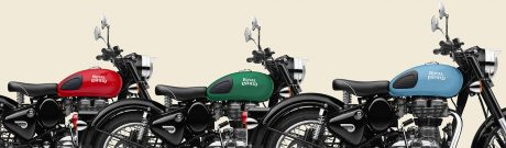Warna Royal Enfield Redditch