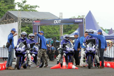 Fun Riding Competition Geber All New R15