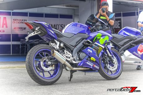 Knalpot Racing Yamaha All new R15