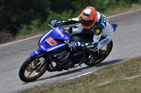 Yamaha Jupiter MX KING 150 UB150 Asia Road racing Championship 2017