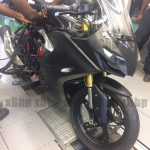 2017 TVS AKULA 310 Mass Prod version 6