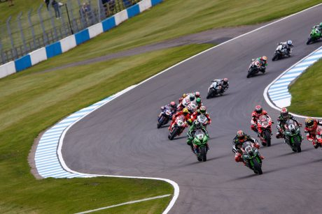 2017 WorldSBK Donington