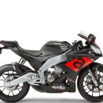 Aprilia RS 125 Warna Hitam Black Speed 1