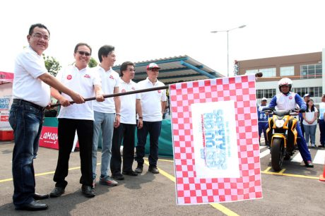 Astra Honda Safety Riding Instructor Competition AHM_1