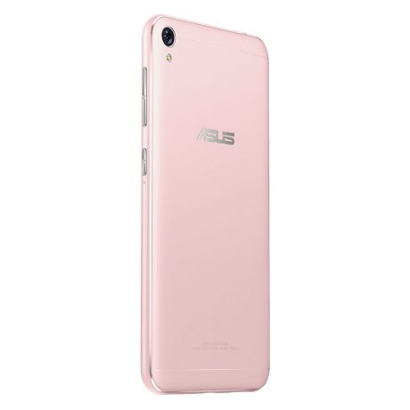 Asus ZenFone Live_ZB501KL Product Photo Rose Pink