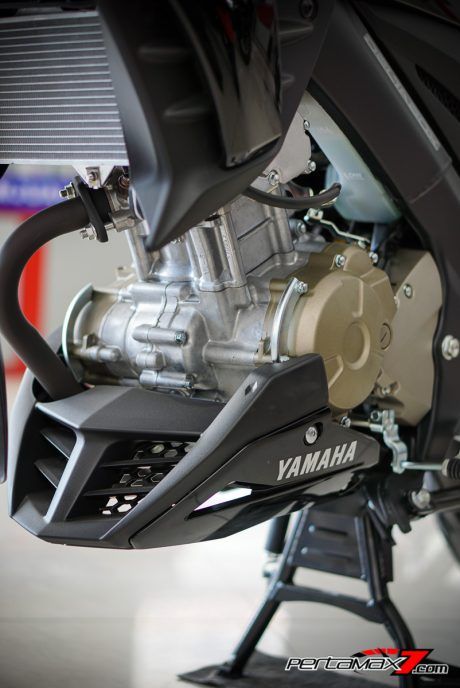 Engine Cowl Yamaha All New Vixion 150 MY 2017 Wonogiri_-20