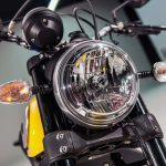 Headlamp Ducati Scrambler Icon