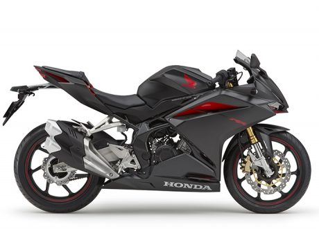 Honda CBR250RR JAPAN Black ABS