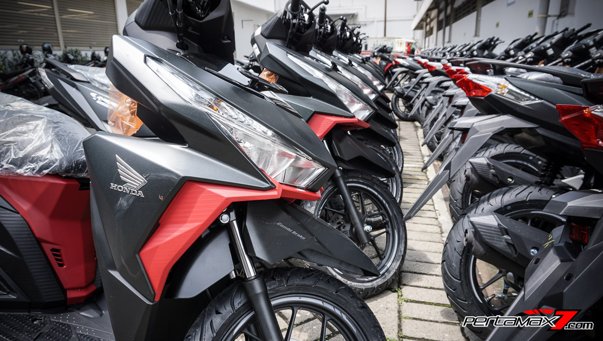 Honda Vario 150 Exclusive Limited Edition