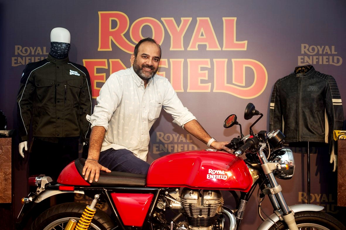 Royal Enfield Amerika Latin