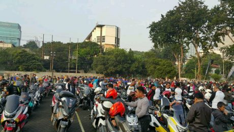 Touring #MAXIYAMAHADAY start di Surabaya (2)
