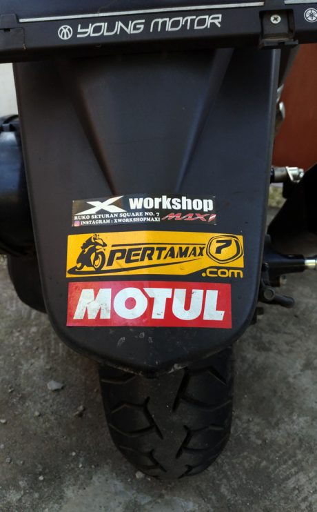 X Workshop Maxi Jogja
