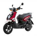 Yamaha BWS 125 Red