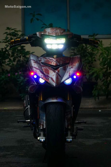 Yamaha Jupiter MX King Headlamp Honda SH150 16