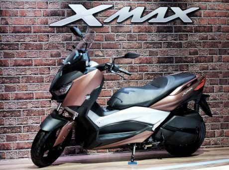 Yamaha XMAX 250 Indonesia Bronze