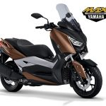 Yamaha XMAX 250 Warna Ultimate Bronze