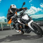Headlamp KTM DUKE 250 Terbaru 2017